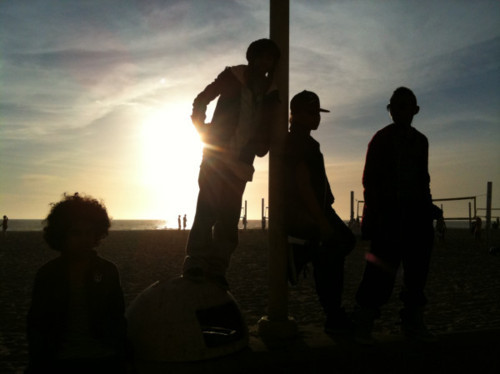 Mindless Behavior Dope Silhouette
