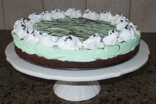 Mint Pie - pie Photo