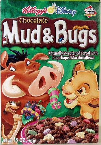 Mud and Bugs cereal