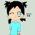 My Ojamajo doremi OC Kazumi