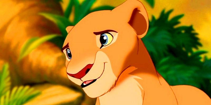 König Der Löwen Nala