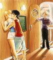 Nami x Luffy