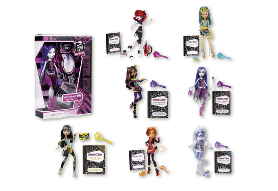 New 2012 MH stuff! :) - monster-high photo