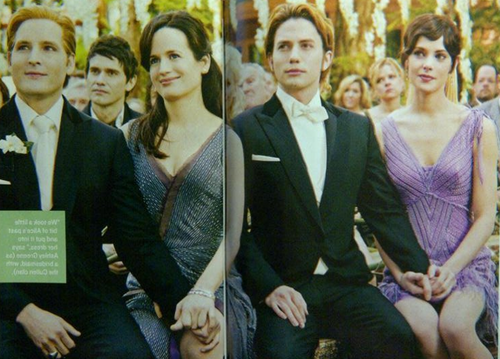 New Breaking Dawn stills of Elizabeth as Esme Cullen (Scans)