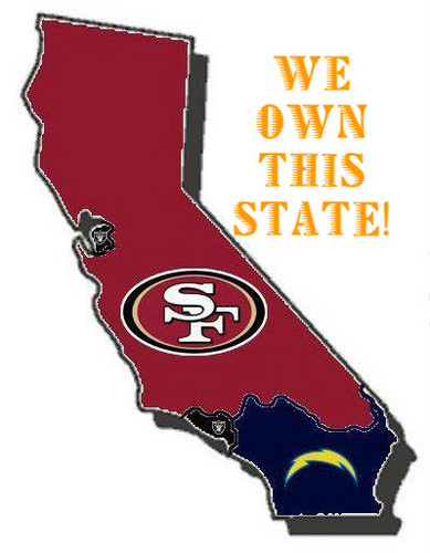Niners own!