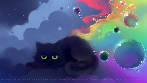 Nyan Cat wallpaper called Nyan Cat wallpaper