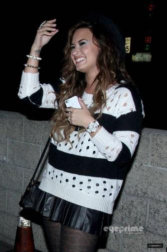 October 10th 2011 - In Sherman Oaks