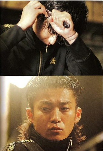 Oguri Shun - Crows Zero Photobook