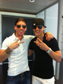 Ozil and Ramos - mesut-ozil photo
