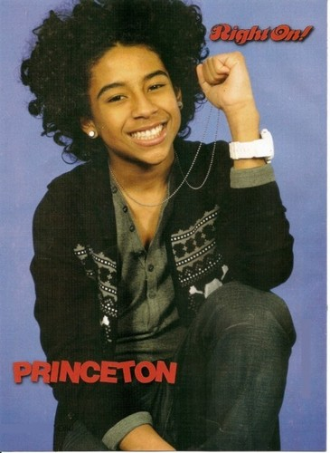 PRINCETONS ADORABLE SMILE