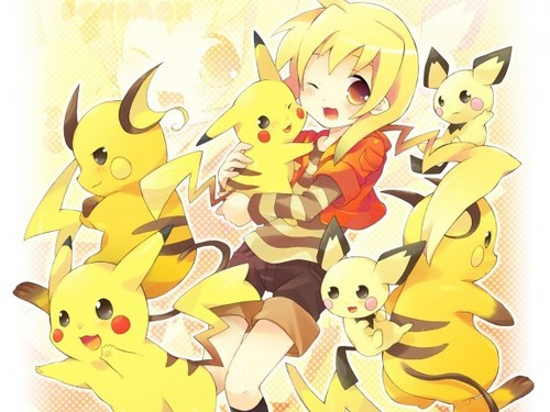 Donata wallpaper titled Pokemon WPs