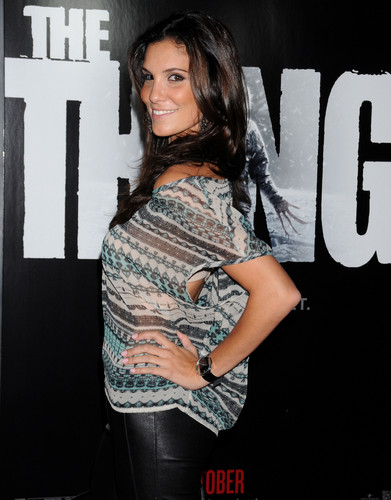 Premiere Of Universal Pictures' 'The Thing' [October 10, 2011]
