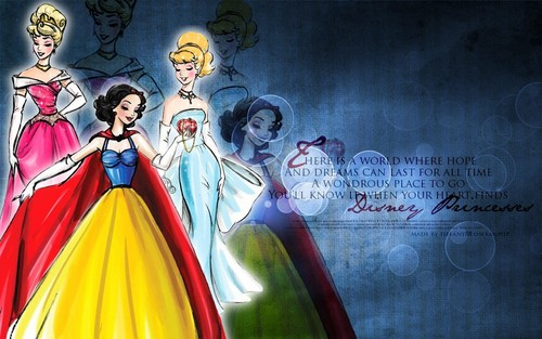 Princesses ~ ♥