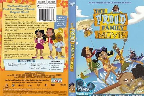 Proud Family movie