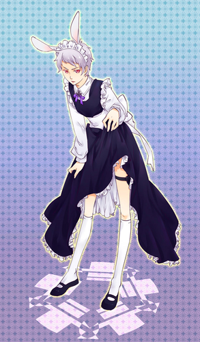 Prussia from Hetalia Axis Powers - Incapacitalia xD