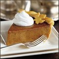 Pumpkin Pie - pie photo