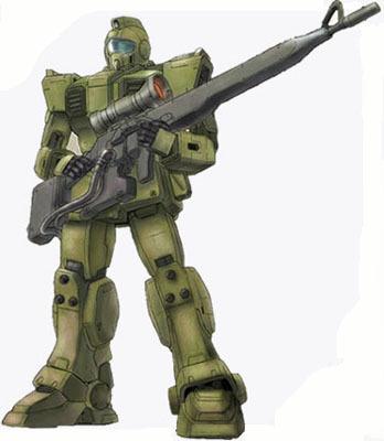 RGM-79(G) GM Sniper
