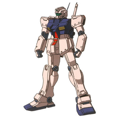RGM-79C GM Kai (Ground Deployment)