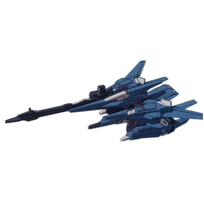 RGZ-95C ReZEL Commander Type (Waverider Mode)