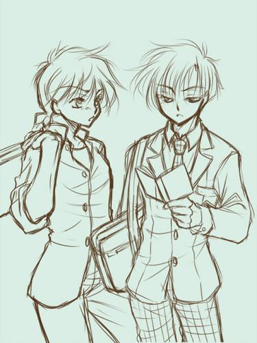Ranma 1 2 Doujinshi art_