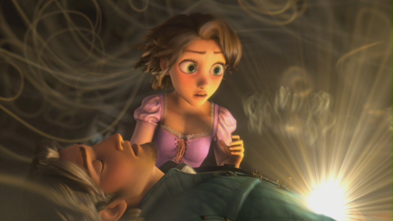 "Rapunzel & Flynn in ""Tangled"" - Disney Couples Image ..."