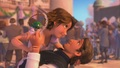"Rapunzel & Flynn in ""Tangled"" - disney-couples screencap"