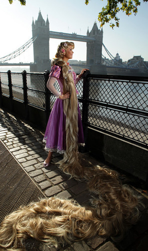 Rapunzel in Londres