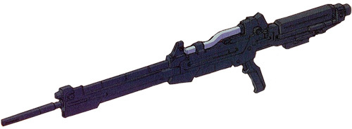 ReZEL Beam rifle