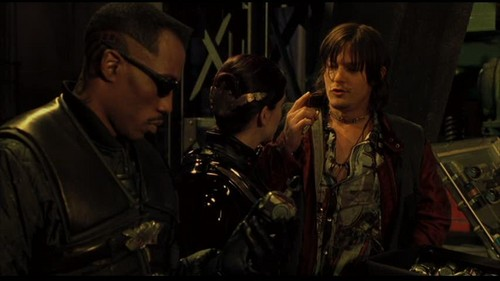 Reedus in Blade II - norman-reedus Screencap
