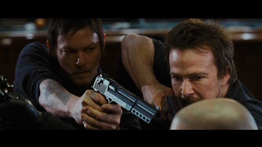 Reedus in The Boondock Saints II: All Saints Day - Norman ...