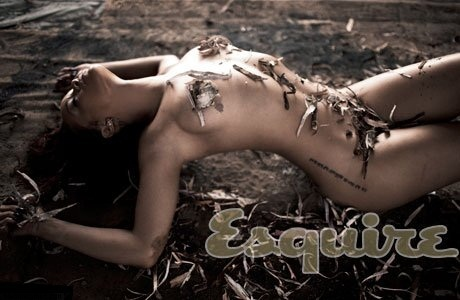 rihanna - Esquire Magazine Photoshoot (2011)