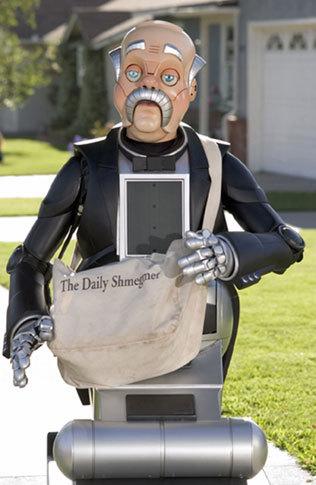 Robotic butler