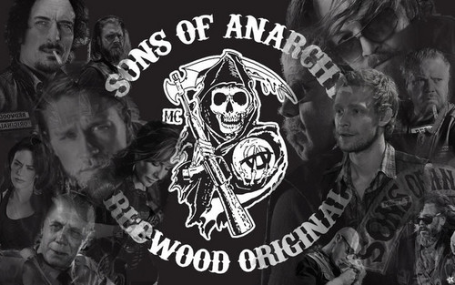 Sons Of Anarchy wallpaper called S.O.A.
