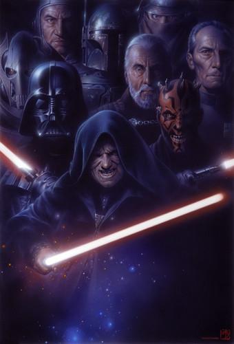 SITH from तारा, स्टार Wars