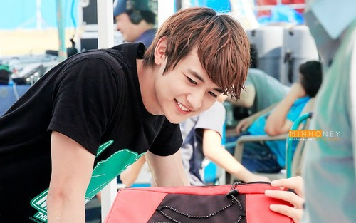 Shining SHINee's Minho