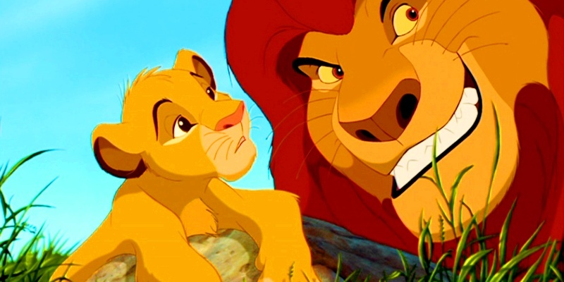 The Lion King images Simba & Mufasa wallpaper and ...