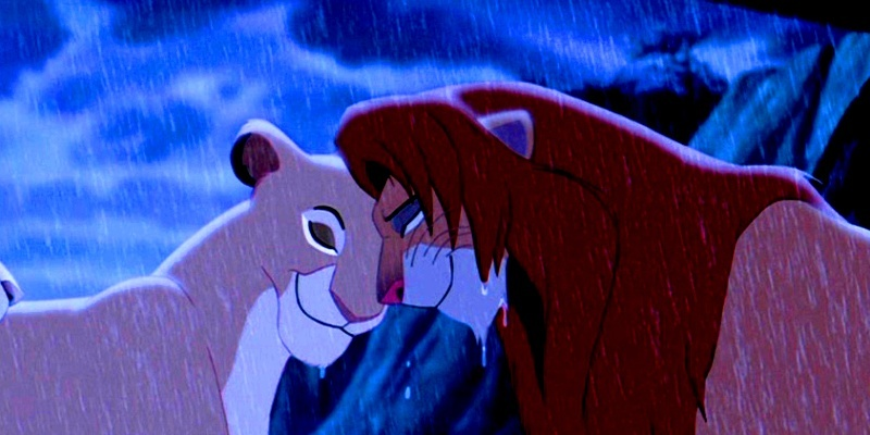 Sarabi & Simba