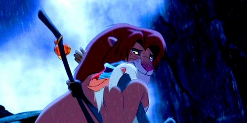 Simba & Rafiki