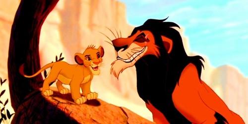 Simba & Scar