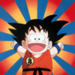 Son Goku xDD sooo cute