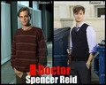 Spencer Reid - matthew-gray-gubler fan art