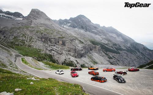 Top Gear wallpaper titled Stig's Supercar Showdown
