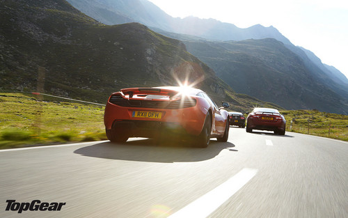 Stigs Supercar Showdown - top-gear Wallpaper