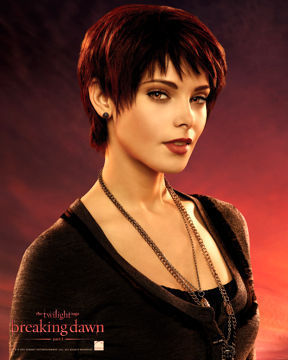 Summit Entertainment official BD promos of Alice Cullen.