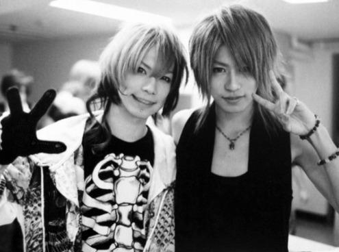 Takeru and Shin