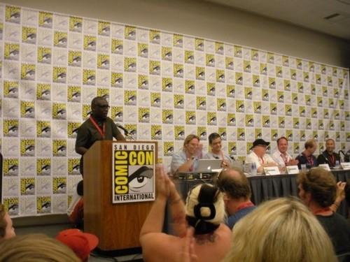 The 2009 Comic Con