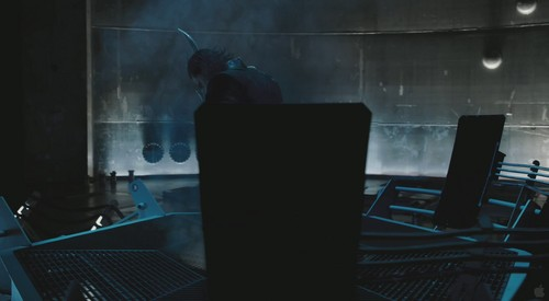 The Avengers Official Trailer Screencap - loki-thor-2011 Screencap