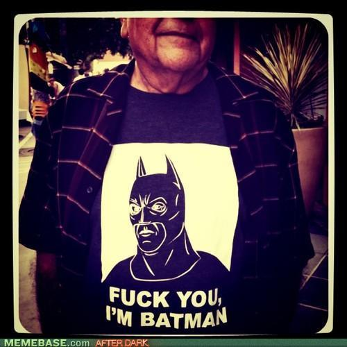 The Granddamn Batman