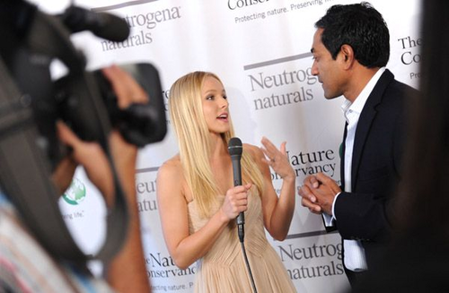 """The Nature Conservancy """"Style And Beauty For The Planet"""" Launch"""