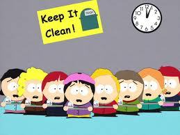 South Park Hintergrund entitled The South Park Girls
